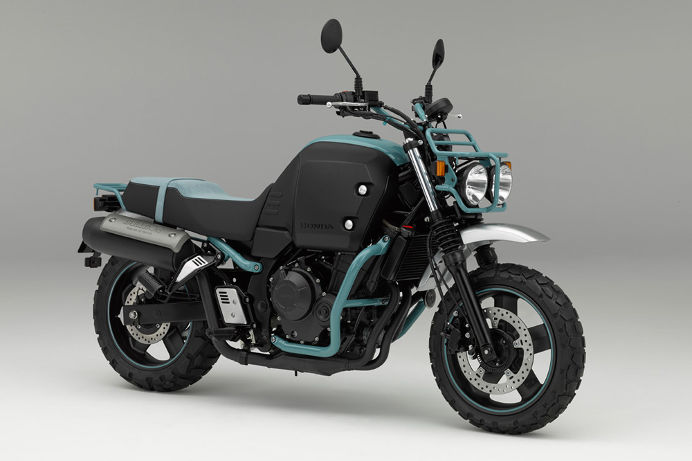 Nueva Honda Bulldog