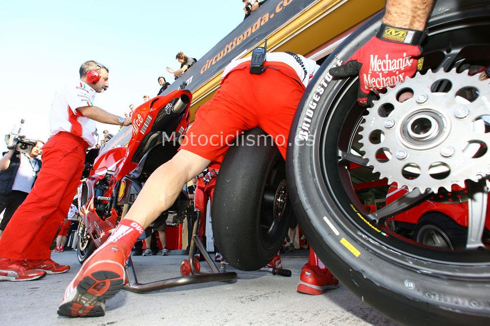 La instauración del sistema monogoma en MotoGP
