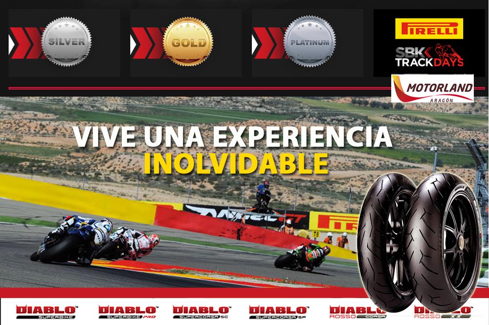SBK Aragón: vive con Pirelli una experiencia inolvidable