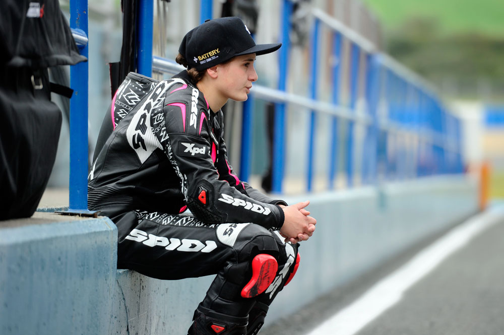 Ana Carrasco se pierde el GP de Qatar por lesión