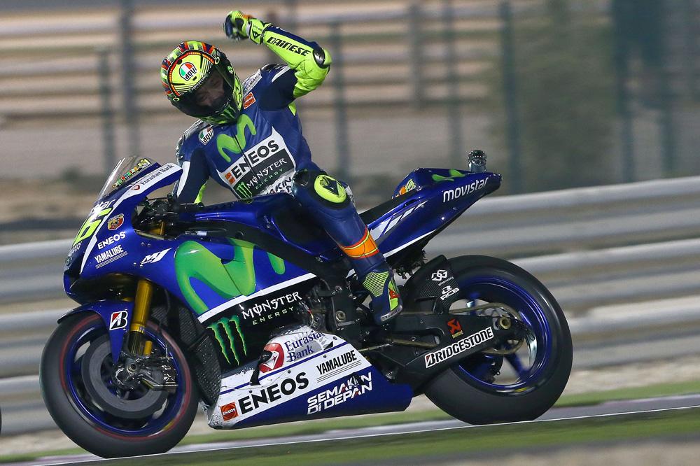 Valentino Rossi: La clave ha sido la puesta a punto de la Yamaha