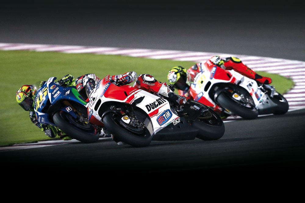 Cómo seguir el Mundial de MotoGP en MOTOCICLISMO