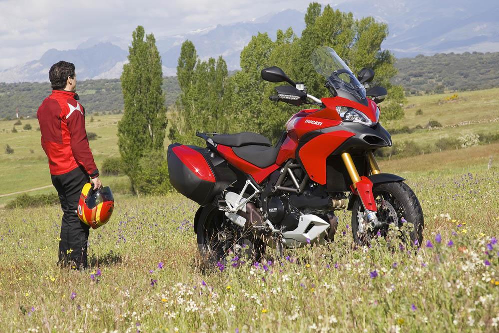 Segunda Mano: Ducati Multistrada 1200/S