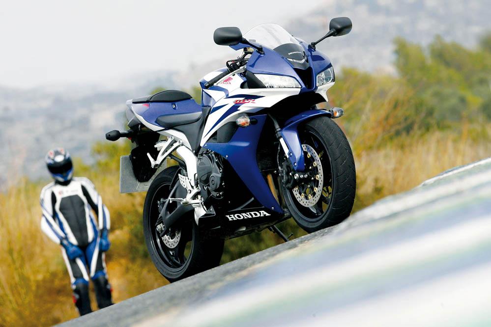 Segunda Mano: Honda CBR600RR