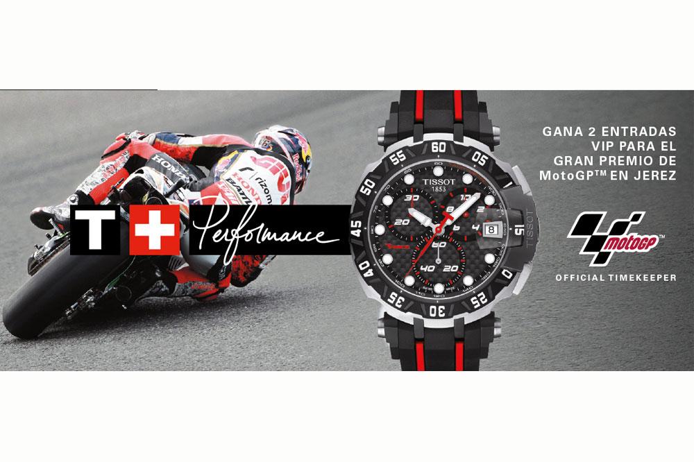 Tissot te regala dos entradas VIP para Jerez | MotoGP | Motociclismo.es
