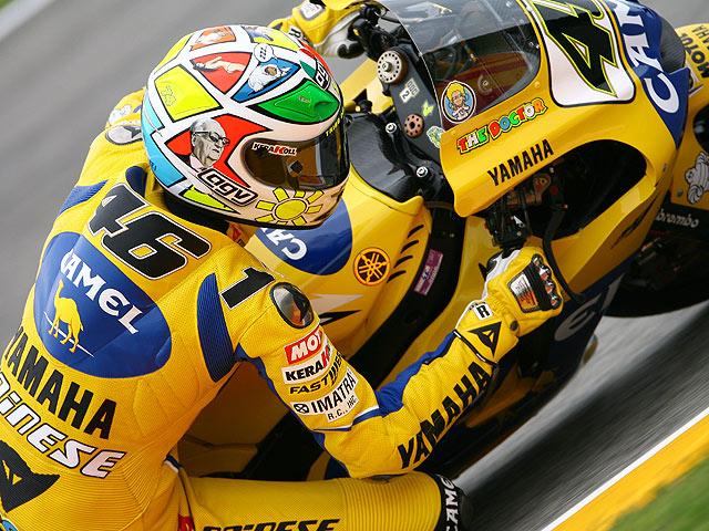Rossi vuelve a saborear la victoria