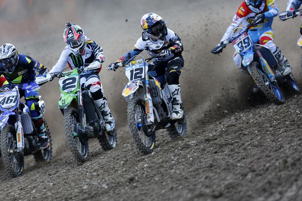 Max Nagl vence el MXGP de Trentino