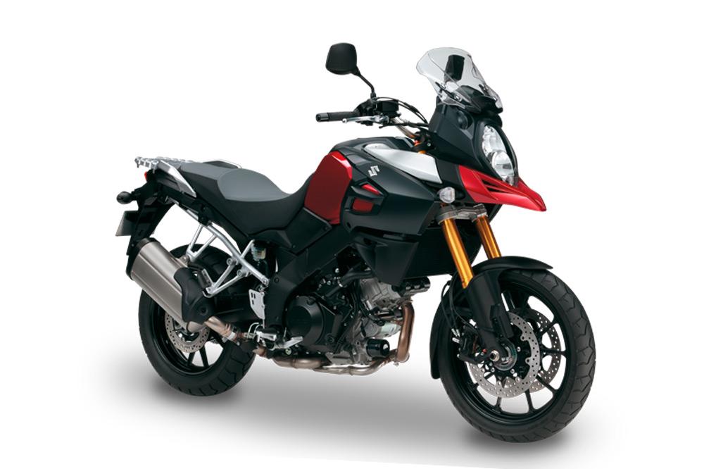 Suzuki V-Strom 1000 ABS con extras de regalo