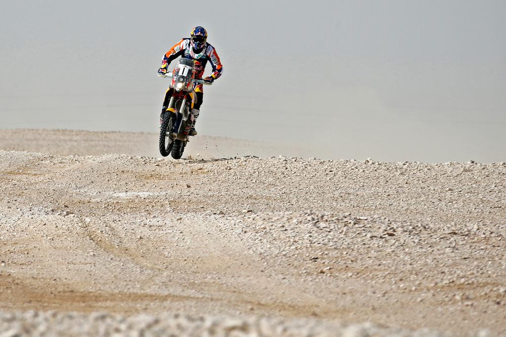 Marc Coma conquista el Rally de Qatar 2015