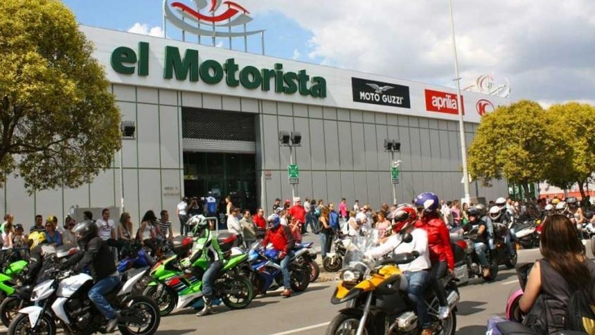 Visita El Motorista en el GP de España