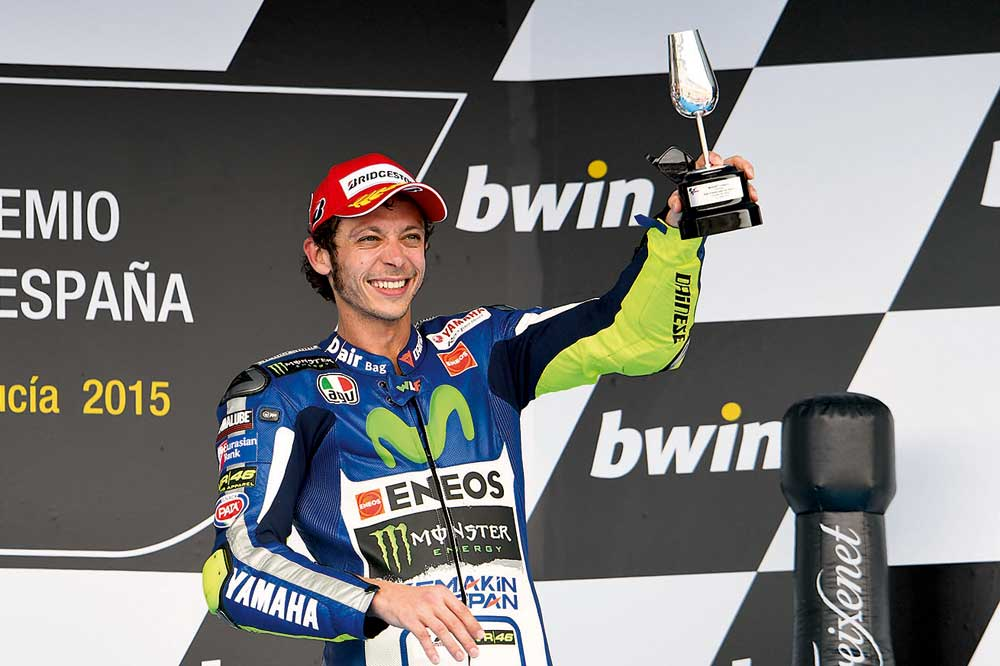 Rossi: Ha sido un fin de semana difícil, repleto de problemas