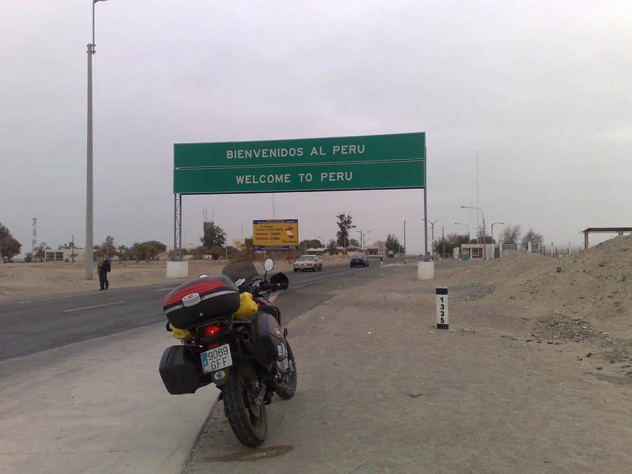 América en moto (II): Viaje al centro