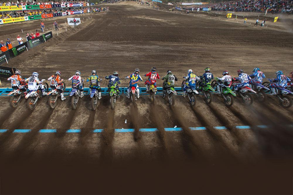 Horarios del Mundial de Motocross en Talavera