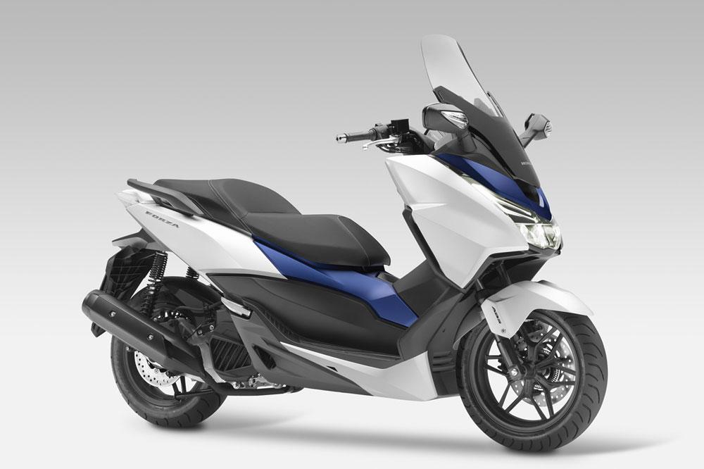 Promoción Honda Forza 125