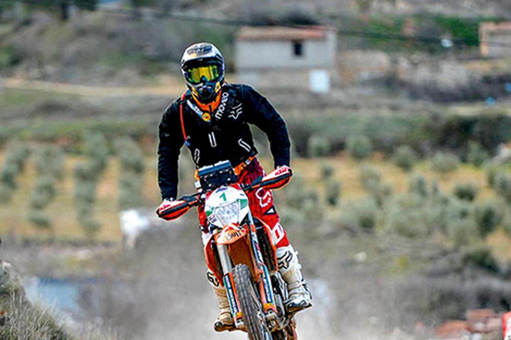 El Nacional de Rally TT celebra su segunda prueba en Castellón