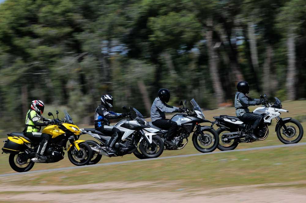 Motociclismo 2460: Contenidos de la revista