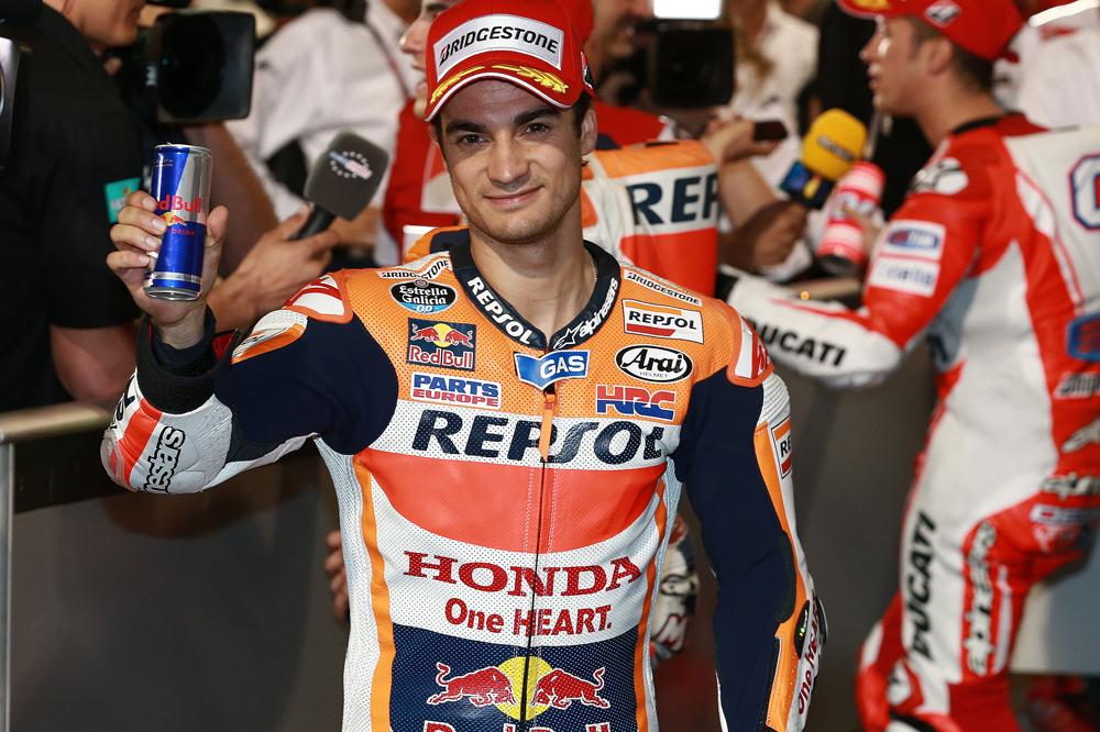 Dani Pedrosa estará en Le Mans
