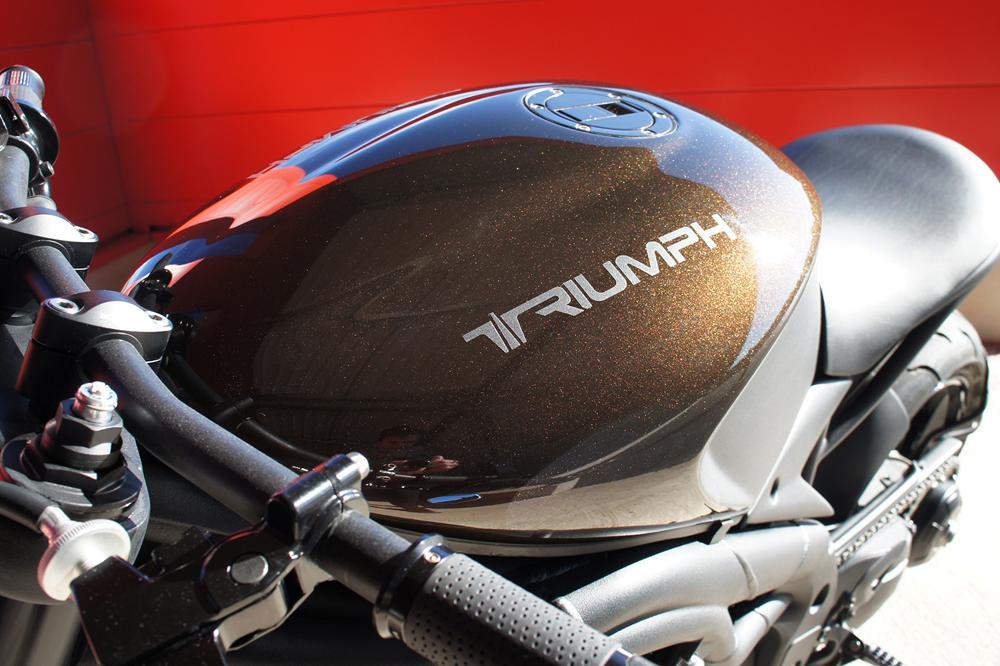 Siete preparaciones de la Triumph Speed Triple