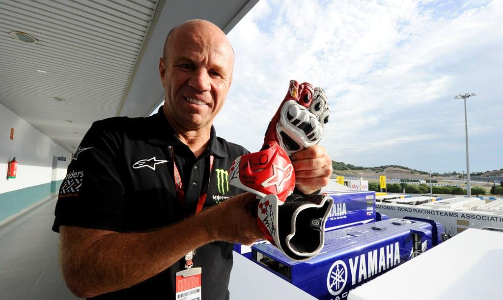 ¿Quieres los guantes de Mamola?