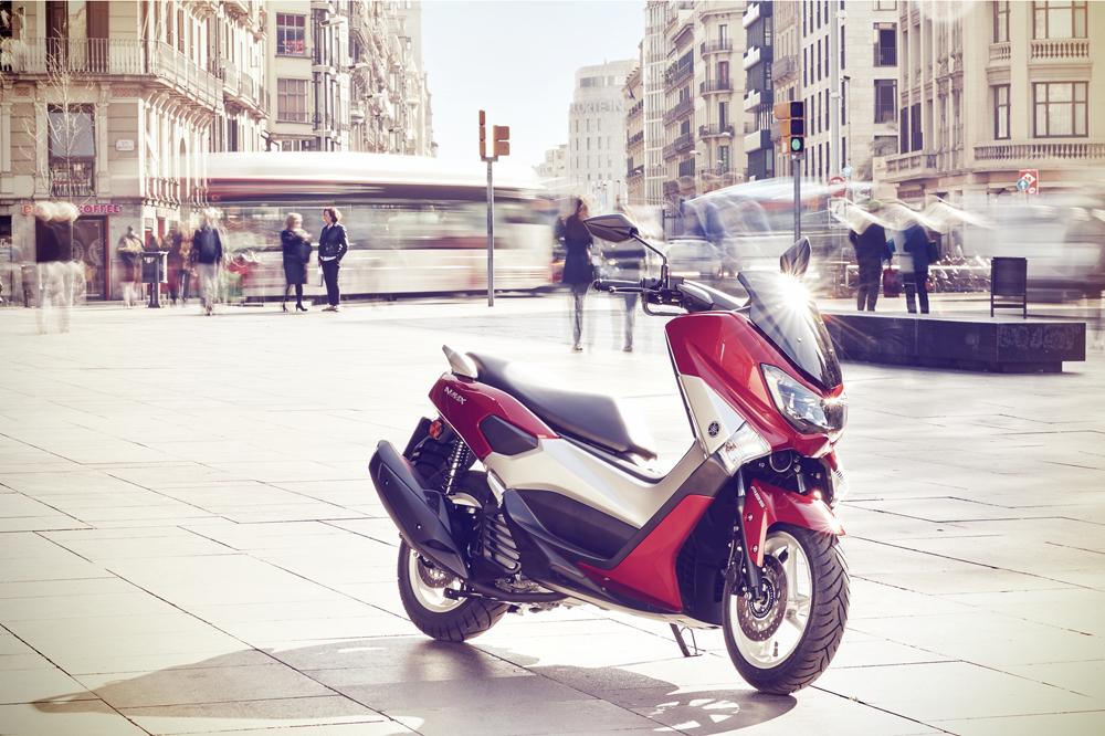 Nuevo Yamaha NMAX 125cc