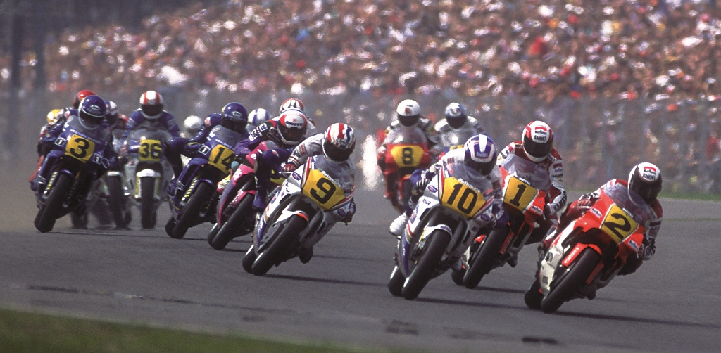 Descuento para entradas del World GP Bike Legends