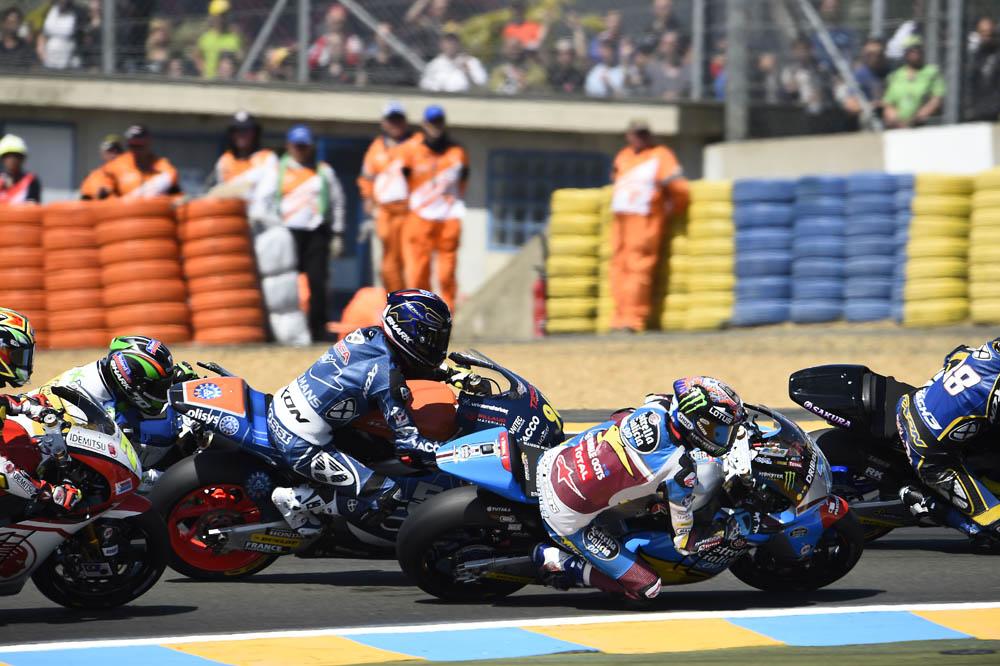 La FIM toma contacto con potenciales suministradores de motores para Moto2
