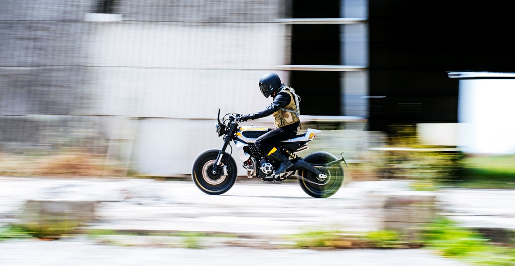 Preparación Ducati Scrambler: SC-Rumble