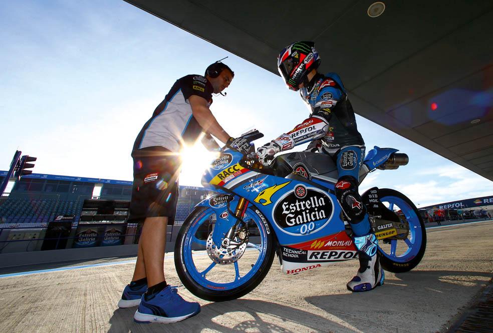 Las tres carreras que lanzaron a Fabio Quartararo