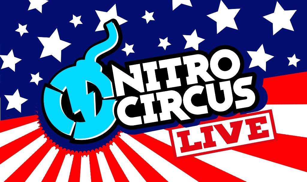 Sorteo de entradas para el Nitro Circus Live