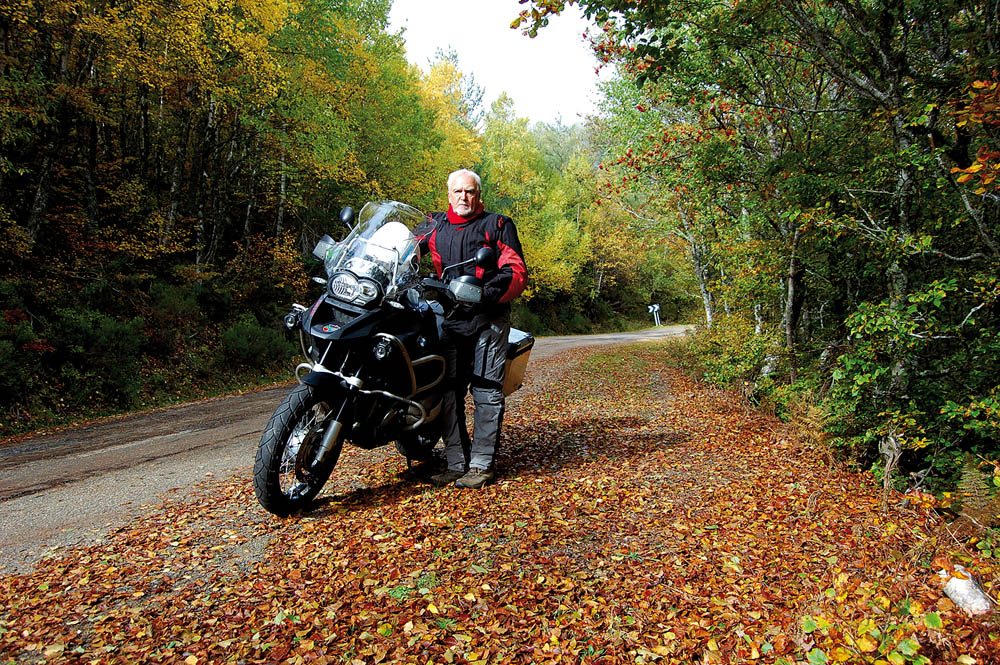 Objetivo 100.000: BMW GS 1200 Adventure