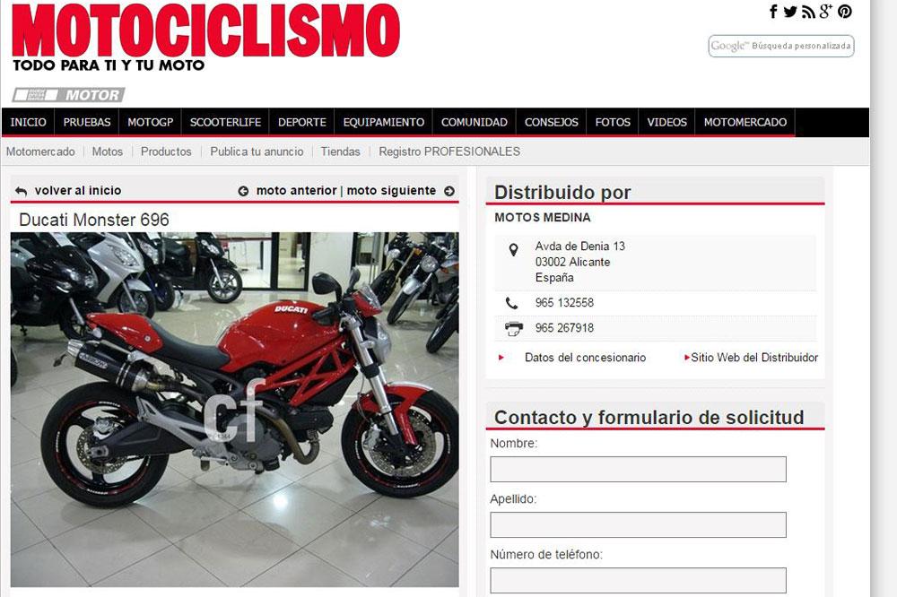 Lanzamos Motomercado.es
