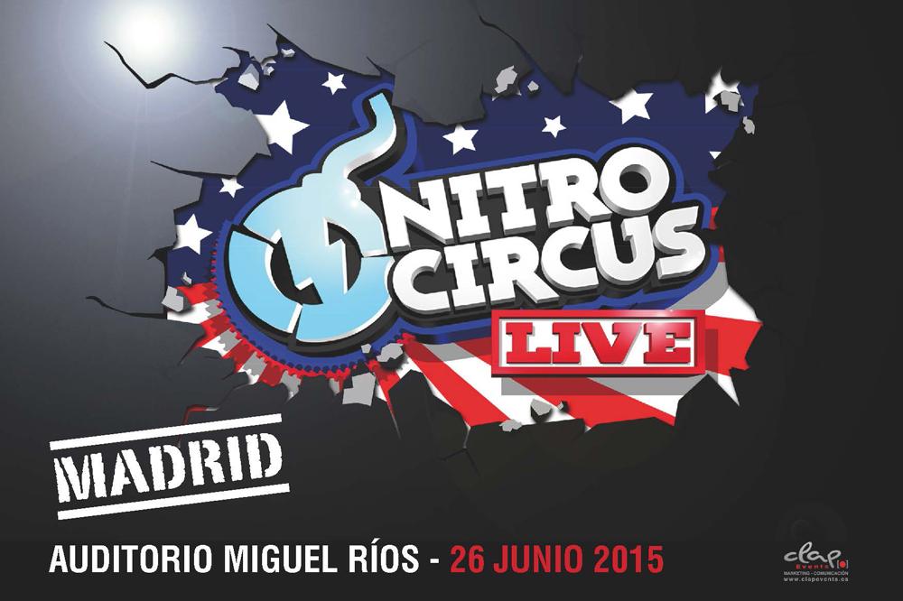 El Nitro Circus Live regresa a Europa