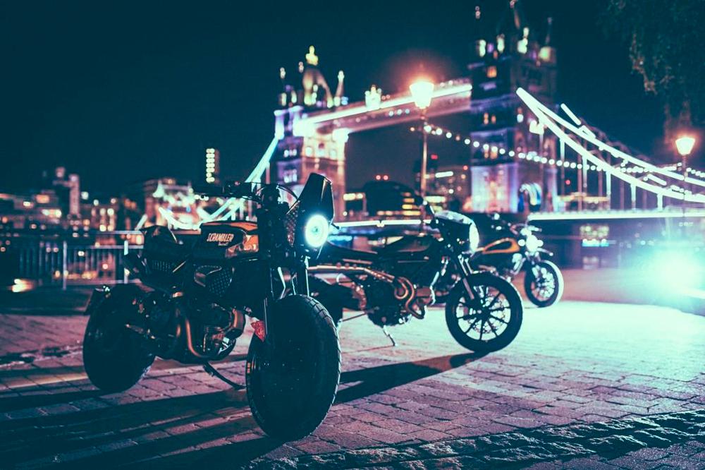 Ducati Scrambler estará en Wheels and Waves