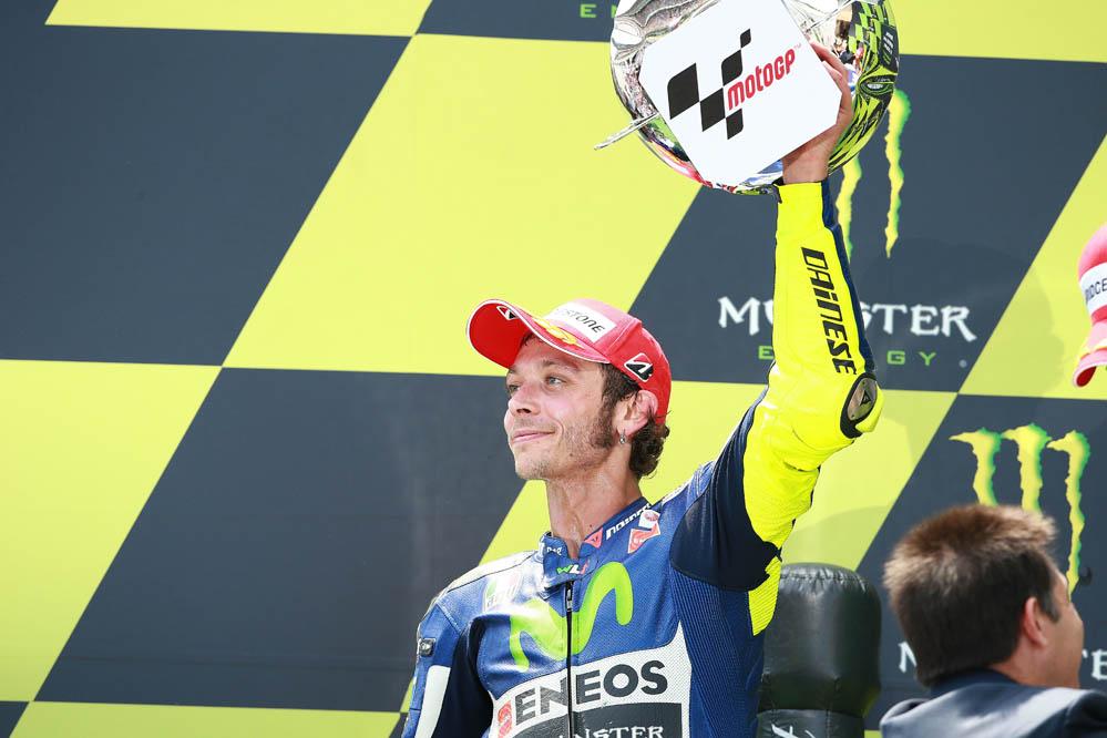 Valentino Rossi: Me tengo que concentrar en mejorar los entrenamientos