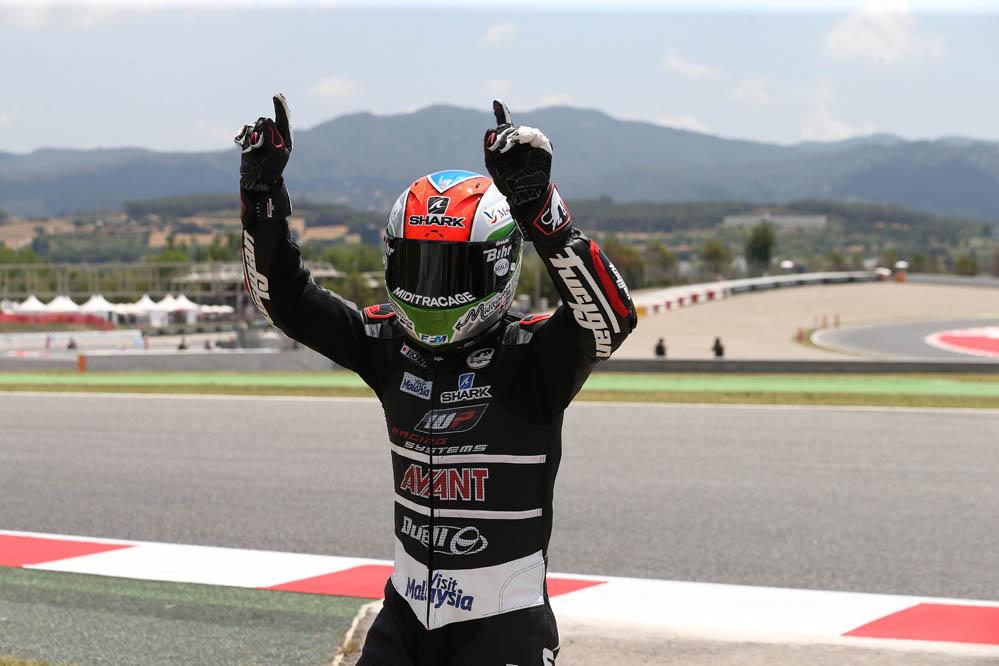 Johan Zarco: Esta carrera es como un segundo Gran Premio de casa