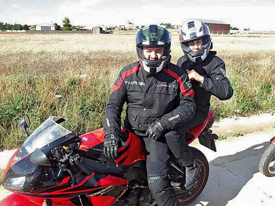 Objetivo 100.000: Honda CBR1000RR