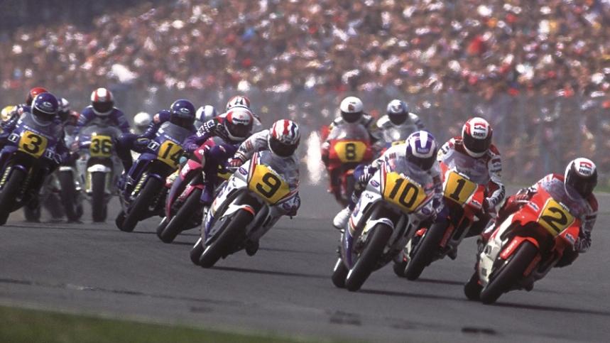 Sorteo: ¿Quieres ir al World GP Bike Legends?
