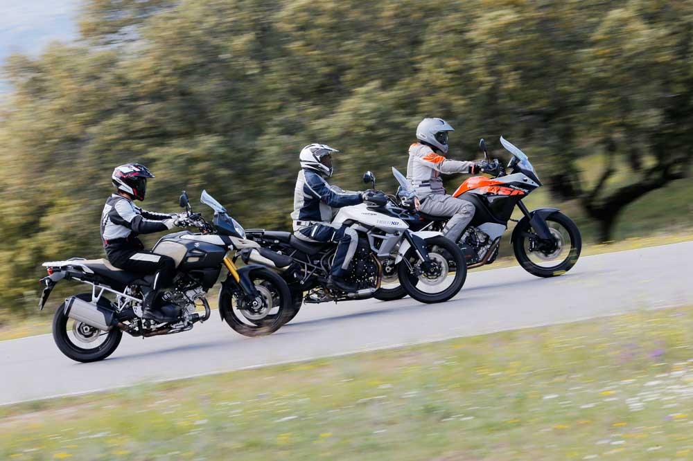 Motociclismo 2466: Contenidos de la revista