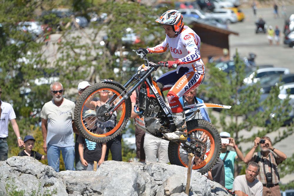 El Mundial de Trial aterriza en Andorra