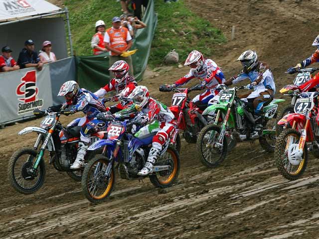 El Grand Prix de Sudáfrica vuelve al Mundial de Motocross