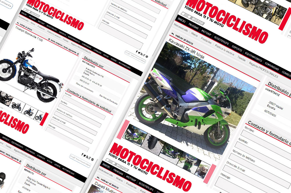 Motomercado: ¿moto nueva o moto usada?