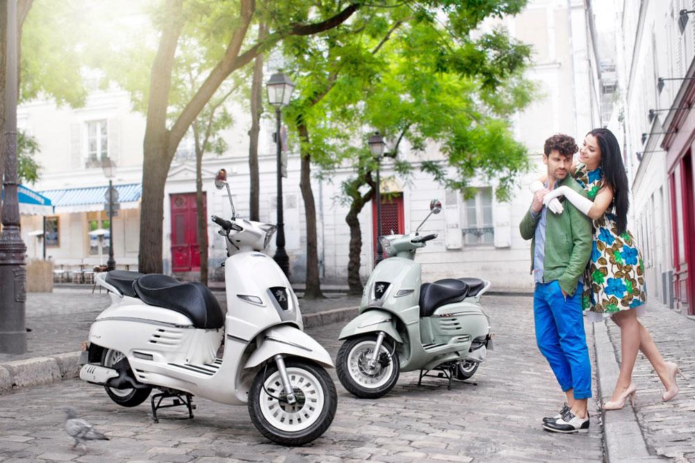 Nuevos Peugeot Django 50cc y 150cc