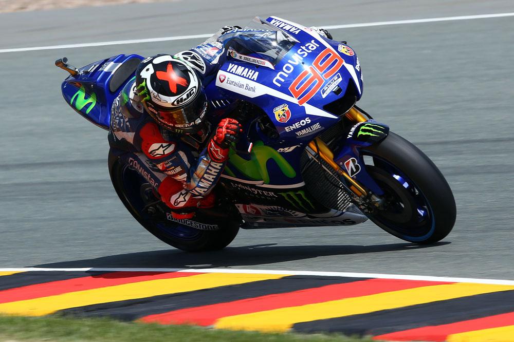 Jorge Lorenzo: Si no pilotamos mejor que en entrenamientos será imposible seguir a Márquez