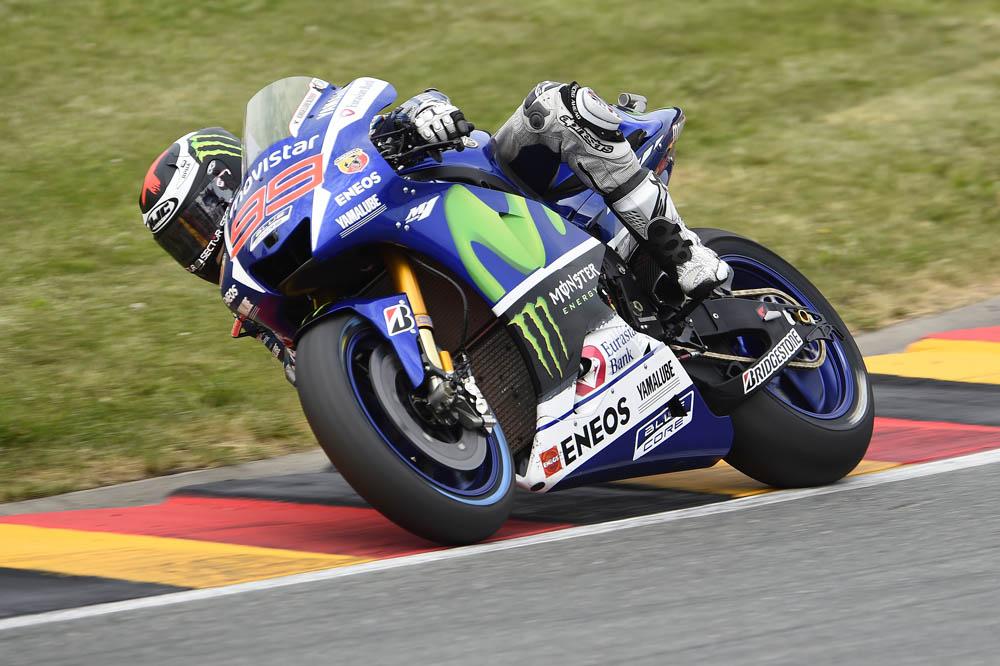 Jorge Lorenzo: Pese a acabar cuarto, solo hemos perdido tres puntos con Rossi
