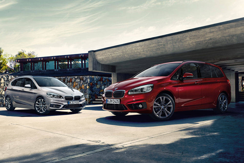Prueba el BMW Serie 2 Gran Tourer
