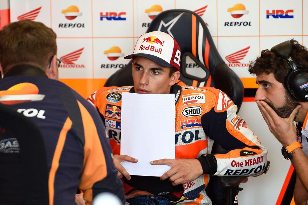 Ducati, Suzuki y Honda, tres días de test en Misano