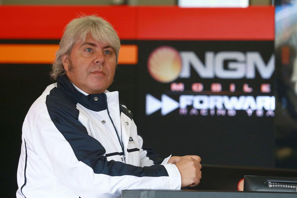 El dueño del Forward Racing detenido por presunta corrupción