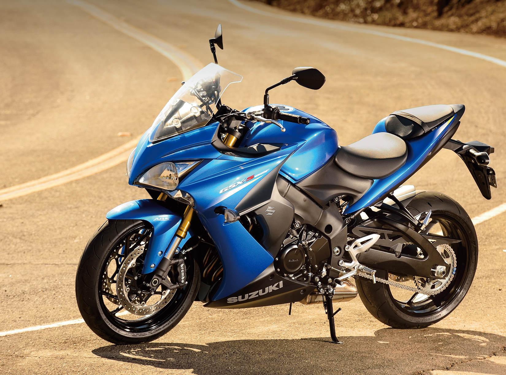 Por la Isla de Man con la nueva Suzuki GSX-S1000-F