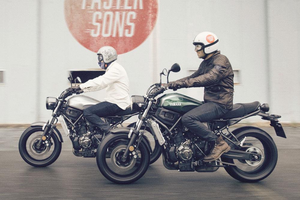 Nueva Yamaha XSR700