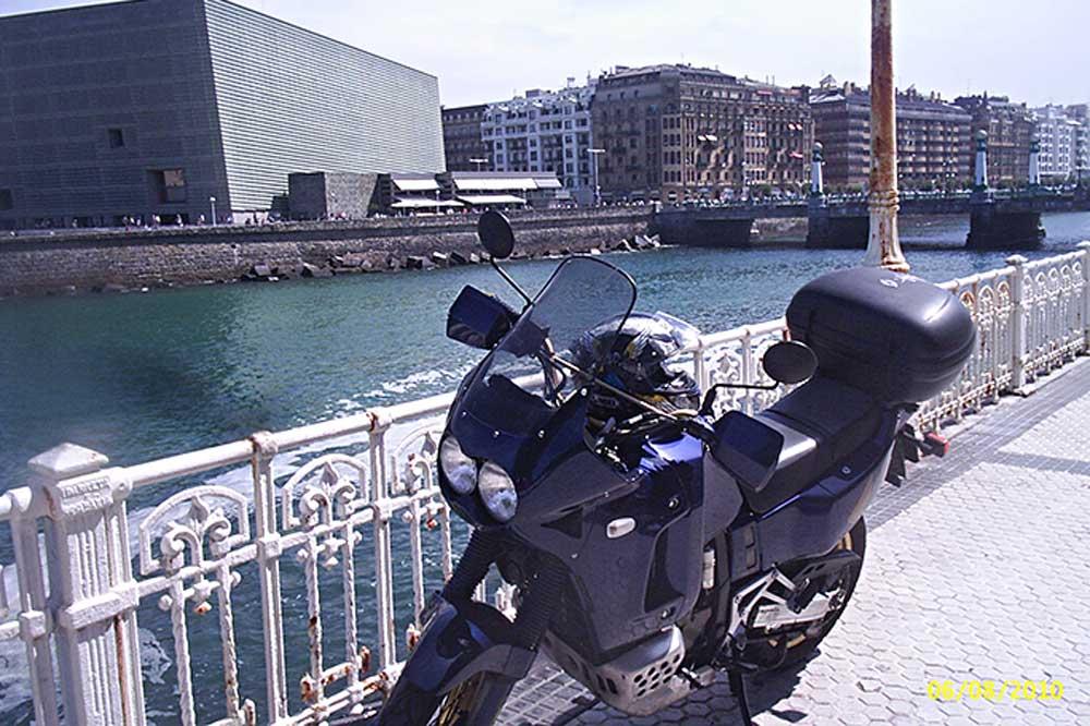 Objetivo 100.000 kilómetros: Honda XRV 750 Africa Twin